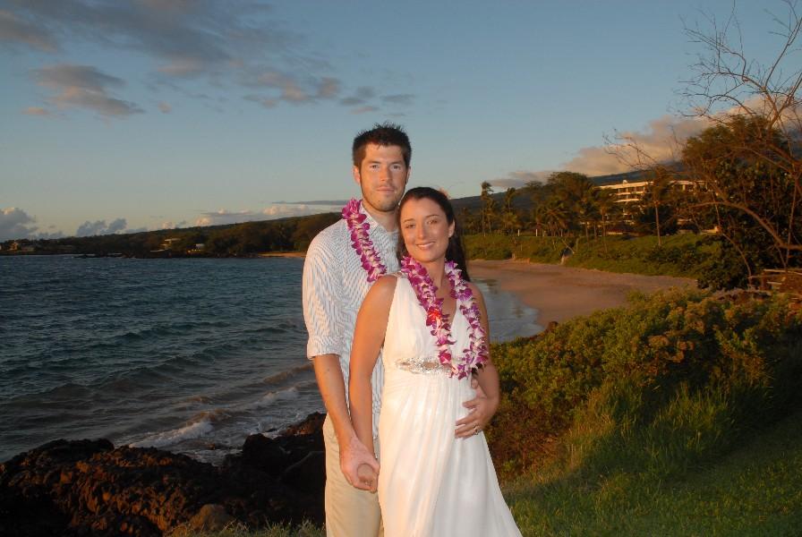 Mauibeachwedding Beach Weddings At Maluaka South Maui